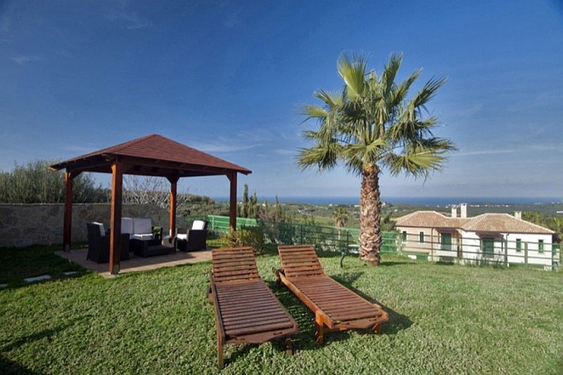 Royal villa Seli hill/Maleme Chania